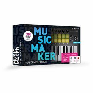 Music Maker – 2020|Performer Edition/Premium 2020 Edition|Plusieurs|Perpétuel|PC|Disque
