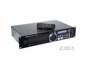 OMNITRONIC XCP-1400 lecteur-CD simple