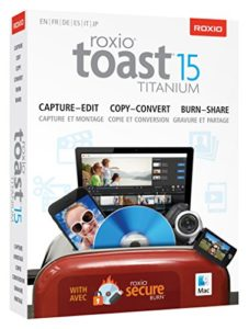 Roxio Toast 15 Titanium