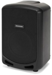 Samson Expedition Escape Portable PA 15 Watts, 2-Way, 6 woofer, Bluet