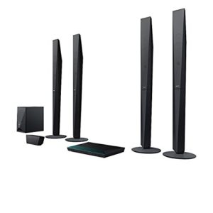 Sony BDV-E6100.CEL Système Home Cinema Blu-ray 3D 5.1 1000 W HDMI USB Bluetooth/Wifi Noir