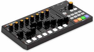 Studiologic SL MIXFACE – Surface de contrôle pour SL88 GRAND, SL88/73 STUDIO & DAW (USB, Bluetooth)