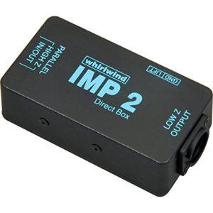 Whirlwind IMP 2 Passive Direct Box