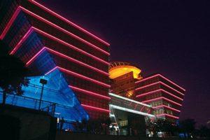 LED Neon Flex LED éclairage homogen bande LED 230V Rouge 49,4M