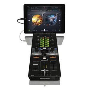 Mixtour Reloop contrôleur portable USB DJ tout-en-un, noir