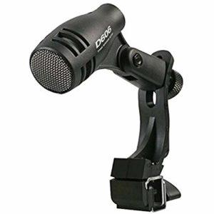 Pulse D-606 Microphone pour tam-tam/caisse claire