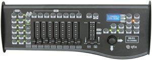 QTX | Contrôleur DMX 192 canaux avec joystick