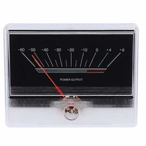 Rosilesi Tn-90A-Bgb-S0538 Mini Vu-mètre Haute précision avec rétroéclairage DB Amplificateur Audio-mètre