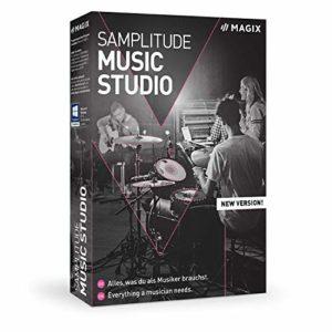Samplitude Music Studio 2021 – Tout ce dont les musiciens ont besoin|Standard|Multiple|Endless|PC|Disque