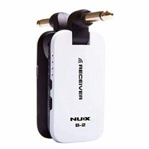 4canaux sans fil émetteur/récepteur pour système de guitare/basse