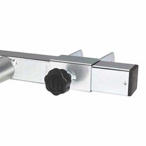 Adam Hall Truss Support pour éclairage 35 mm Largeur réglable 200 mm 400 mm