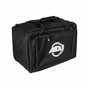 American DJ Flat Pak 4 Sac de transport Noir