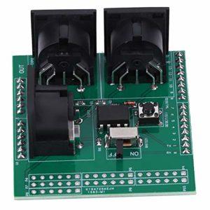 AMONIDA Carte d'adaptateur MIDI de Module de Bouclier, Module MIDI, Outil de Test Maintiennent