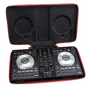 Aproca Dur Voyage Étui de Rigide Housse Cas pour Contrôleur DJ Pioneer Controller DDJ-SB2 / DDJ-SB3 / DDJ-400