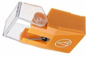 Audio Technica VMN30EN Elliptical Stylus Works with VM530EN Phono Cartridge (Yellow)