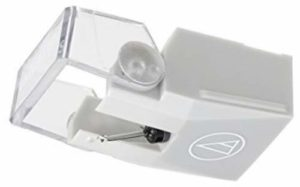 Audio Technica VMN70SP Conical Stylus Works with VM670SP Phono Cartridge (White)