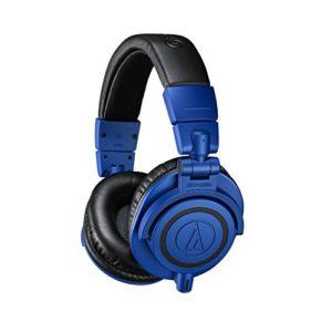 Audio-Technica ATH-M50xBB Edition Limitée Bleu et Noir