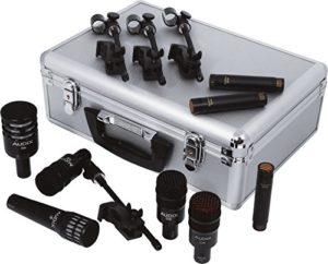 Audix AD-DPElite8 Kit de 8 Microphone pour Batterie
