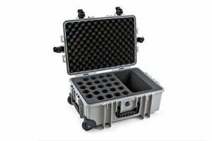 B & W Outdoor. Cases type 6700avec système d'arrosage pour microphones 24–The Original