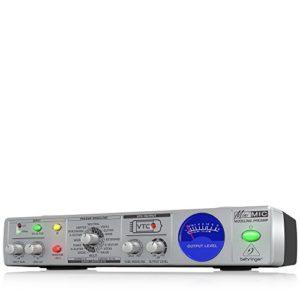 Behringer MMIC800 Préampli Micro à Modélisation Gris