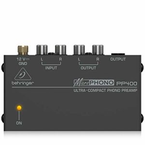 Behringer PP400 MicroPhono