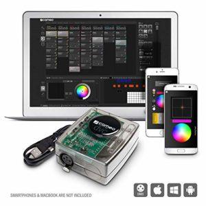 Cameo CLDVC 512-Kanal USB vers interface DMX et logiciel de commande