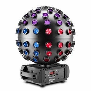 Cameo ROTOFEVER Boule à facettes à LED Taille unique