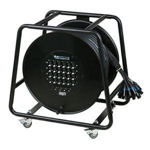 DAP-Audio cobrax Stag ewheel Multipaire 24/4XLR 30m