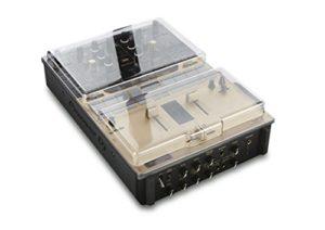 Decksaver DS-PC-DJMS9 Etui équipement audio – Etuis équipement audio (Couverture, Mixeur DJ, Transparent, Polycarbonate, Pioneer, Monotone)