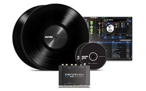 Denon DS1 – Interface audio pour les vinyles numériques Serato