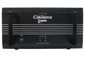 Earthquake Cinenova Grande Amplificateur de Puissance à 7 canaux avec déclencheur XLR 12 V