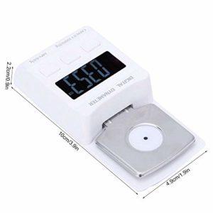 Échelle de Force de stylet d'arrêt automatique de faible consommation d'énergie, écran LCD de jauge de Force de stylet numérique pour un usage domestique