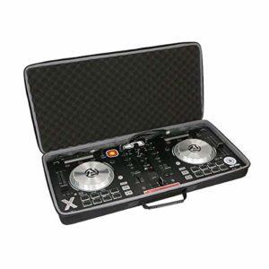Étui de Voyage Rigide Housse Cas pour Numark Mixtrack Pro III Contrôleur DJ 2 Voies par co2CREA