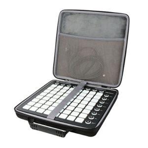 Étui de Voyage Rigide Housse Case pour Novation LaunchPad MK2 Ableton Live contrôleur Midi par co2CREA (housse Pour LaunchPad MK2)