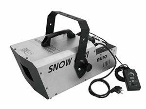 Eurolite 060278 6001 Machine à neige Argenté