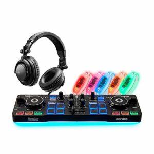 Hercules DJSpeaker 32 Smart – Enceintes DJ actives monitoring Bluetooth – Pour le mix, la production et l'écoute de musique sans fil.