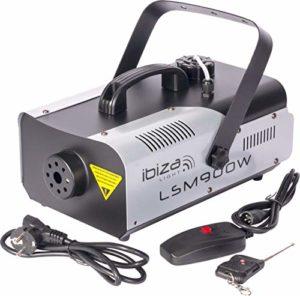 Ibiza – LSM900W – Machine à fumée 900w – gris