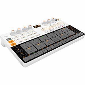 IK Multimedia UNO Drum. Analog/PCM drum machine. Fully programmable. Ultra-portable.