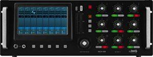 IMG STAGELINE DELTA-160R Table de mixage audio numérique 16 canaux Noir