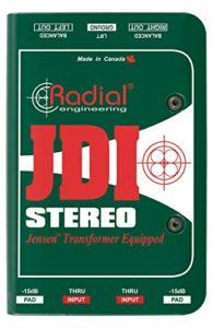 JDI Stereo