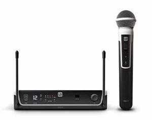 LD Systems U308 HHD Système radio avec microphone manuel dynamique