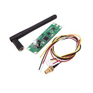Lixada 2.4G DMX512 sans fil éclairage LED de la scène PCB LED contrôleur émetteur récepteur avec antenne