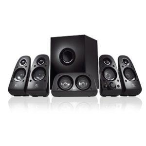 Logitech Z506 Système de Haut-parleurs 5.1 150W Noir (980-000431)
