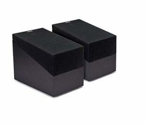 'Jamo ATM 50Haut-parleurs Dolby Atmos, 1Paire Noir