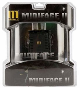 MIDITECH – Interface MIDI 2 x 2 MIT-00128 Midiface