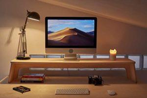 Music Studio Support pour écran 90 x 20 x 15 cm
