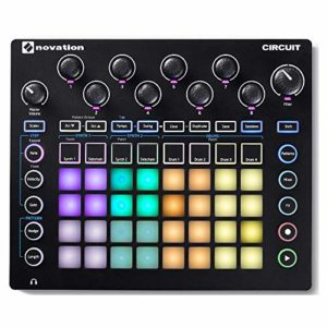 Novation Circuit Groove Box avec Synthé, Drum machine et Séquenceur