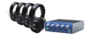 Pack de surveillance professionnel Pack PreSonus HD9 / HP4