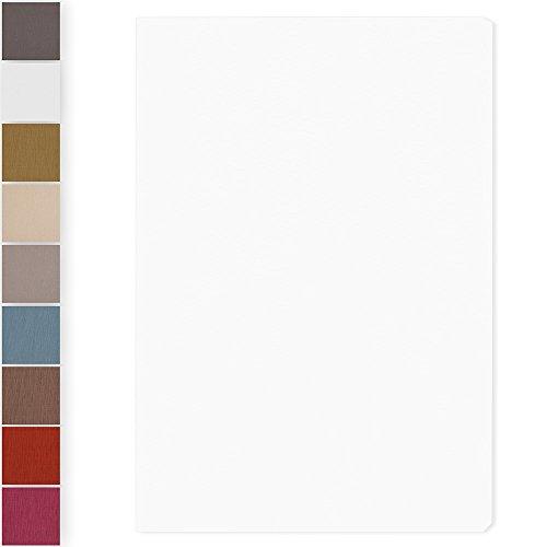 Panneau acoustique»Brushed Pro L»: 116 * 78 * 6.5cm, Blanc