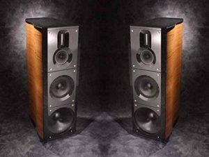 Pass Labs–Pair of rushmore -4Way, Class A Active speaker-brand New–SEALED Box
